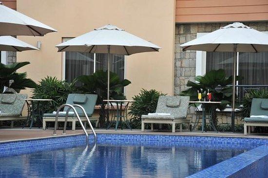 Leadway Hotel, Ikeja: Pool