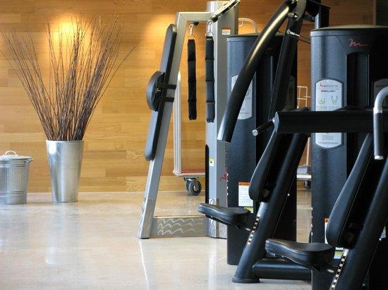 Mornington Hotel Stockholm Bromma: Health Club