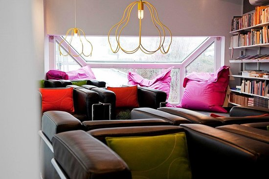 Mornington Hotel Stockholm Bromma: Lounge