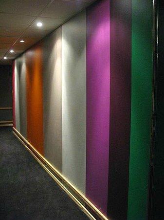 Mornington Hotel Stockholm Bromma: Corridor