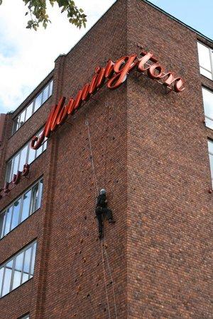 Mornington Hotel Stockholm Bromma: Facade