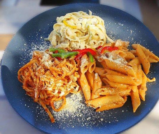 Cappriccio Restaurant and Bar:                   Pasta Opera