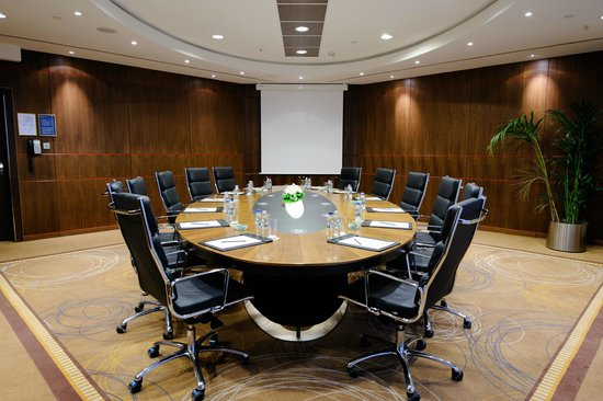 InterContinental Hotel Warsaw: IC Warsaw Conference room