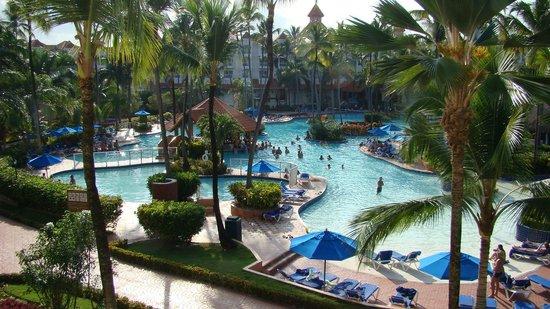 Occidental Caribe:                   piscine principale