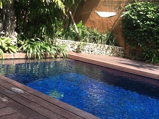 The Villas Bali Hotel & Spa:                   private pool at the 'original' Villas, Seminyak