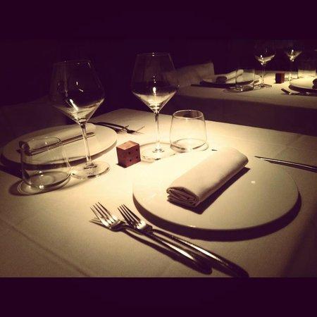 Frangipane : tavolo
