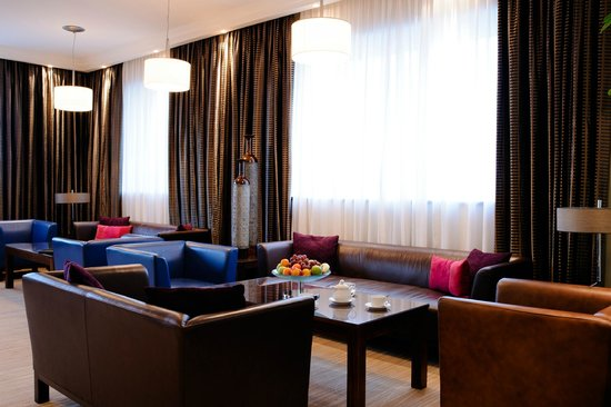InterContinental Hotel Warsaw: IC Warsaw Club InterContinental