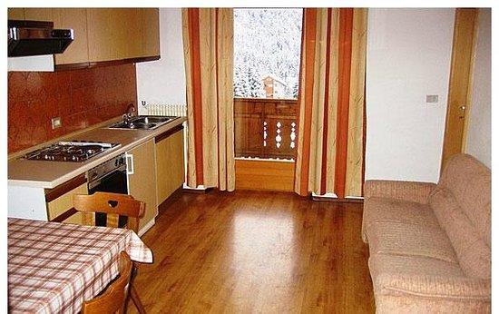 Pensione Arnica: Appartamento