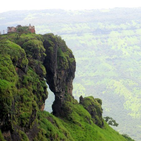 Mahabaleshwar Hill Station:                   Needle's Point / Kate's point