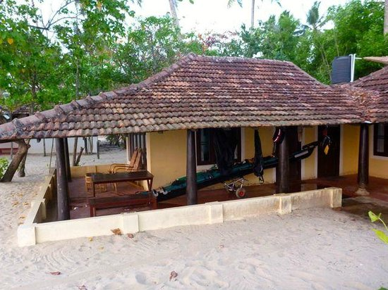 OG's Beach Bungalow:                   View of the bungalow