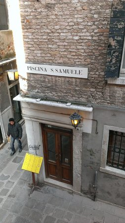 Hotel Locanda Fiorita :                   From window.