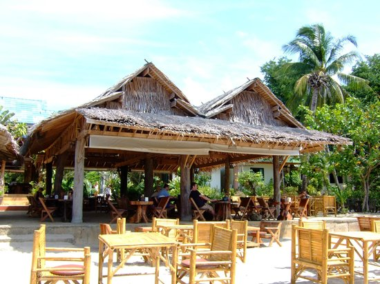 Kantiang Bay View Resort:                   Restaurant