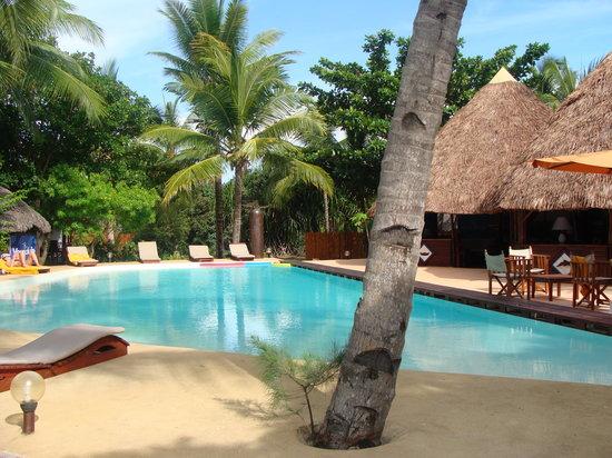 Orangea Village:                   piscina