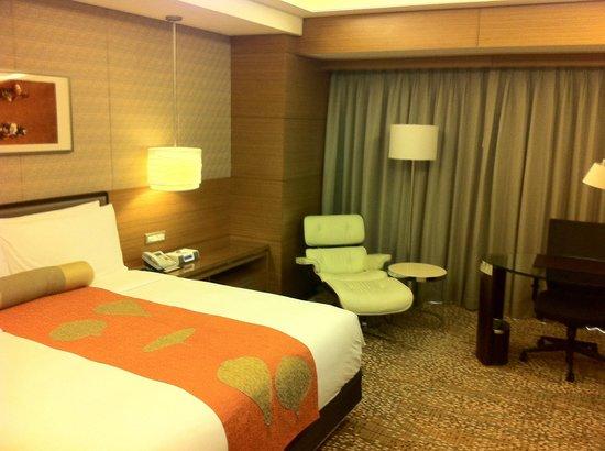 InterContinental Saigon Hotel:                   room