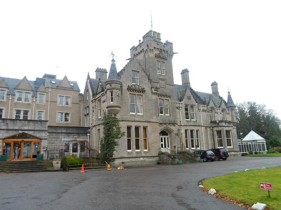 Newton Hotel and Highland Conference Centre:                   Hotel