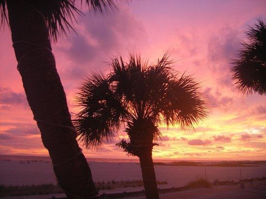 Bilmar Beach Resort:                   Amazing sky. Aug 2011