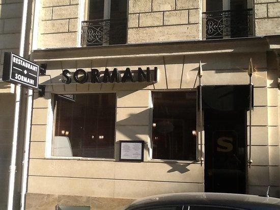 Restaurant Sormani