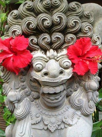 Melia Bali Indonesia:                   Balinese sculpture                 