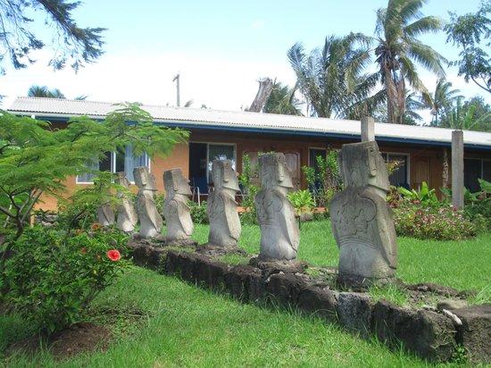 تورا هوتل:                   Jardines del Hotel Taura'a                 
