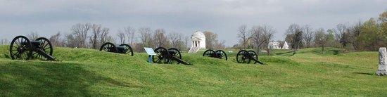 Vicksburg Campaign Trail