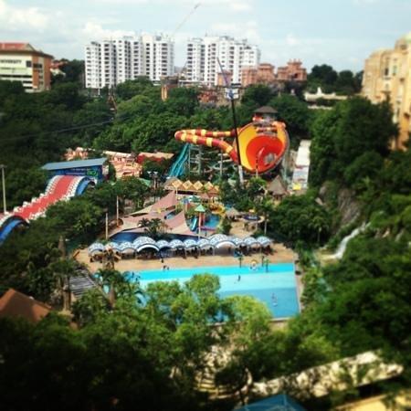 Sunway Resort Hotel & Spa:                   sunway lagon view