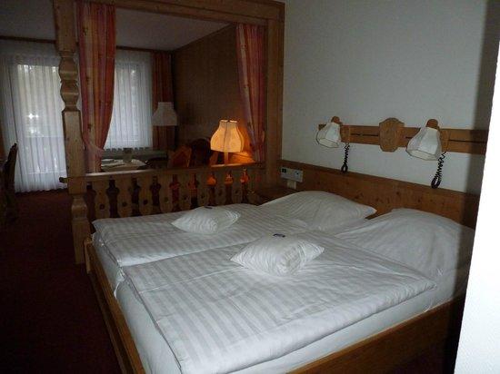 Flair Hotel Zum Stern:                   View of room