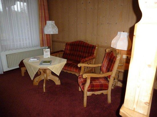 Flair Hotel Zum Stern:                   Sitting area
