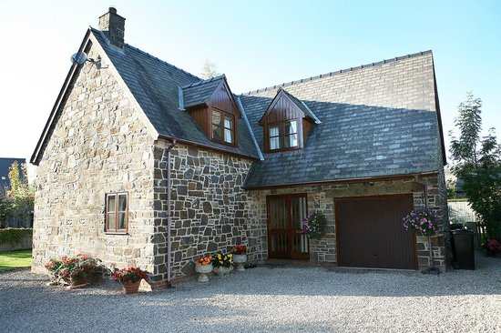 Staddlestones B&B: Beautiful Stone Country House