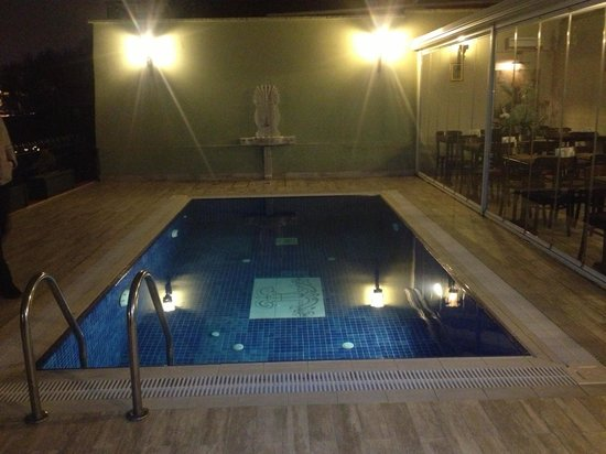 Hayriye Hanim Konagi Hotel:                   Piscine