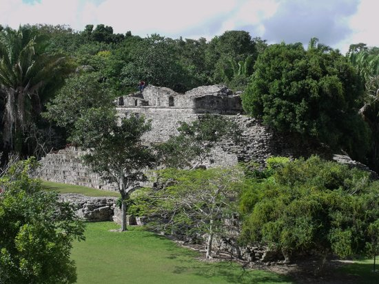 Quintana Roo, México:                   Kohunlich