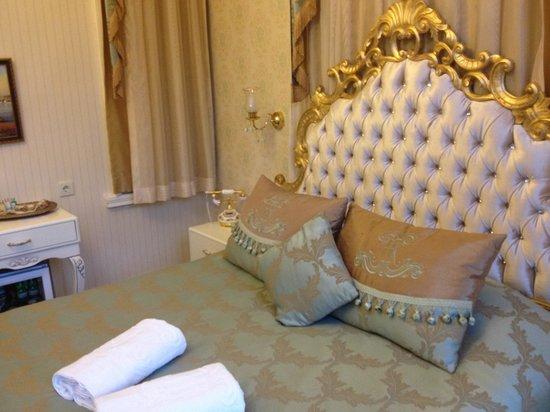 Hayriye Hanim Konagi Hotel:                   Chambre/bedroom