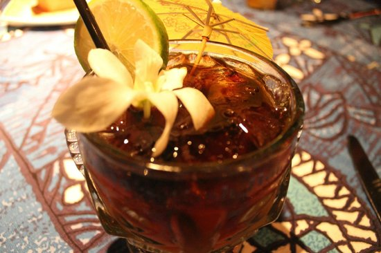 Mama's Fish House:                   Best Mai Tai on Maui