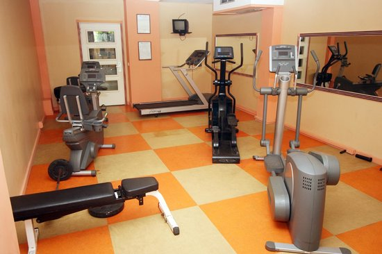 Sapphire Beach Club Resort: Fitness Center