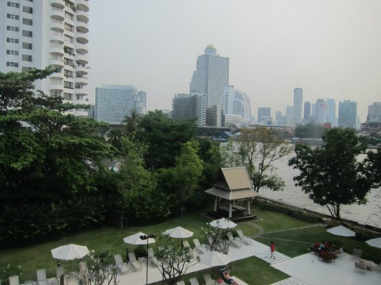 ibis Bangkok Riverside:                   Fantastic river view