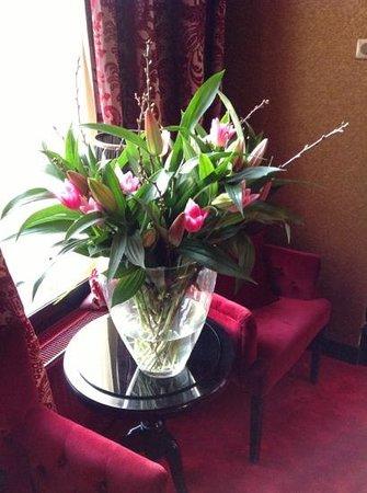The Toren:                   celebration flowers