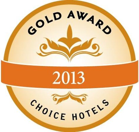 Quality Inn Downtown Inner Harbour: Gold Award Winner