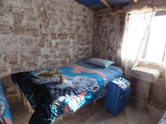 Hotel Playa Blanca:                   お部屋