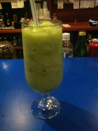 Heather's:                   passion fruit -frozen mojito