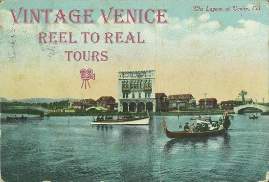 Vintage Venice Reel to Real Tours