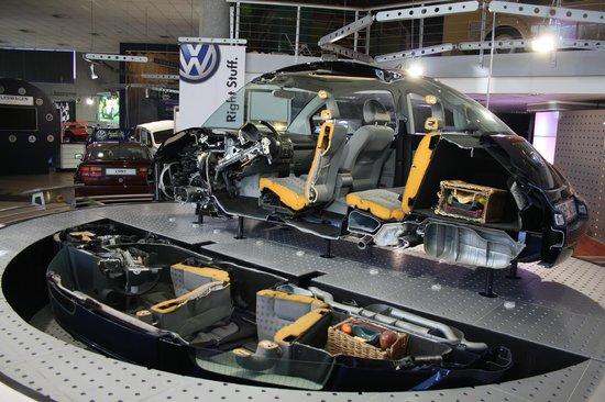Algoa Guest House:                   VW museum.