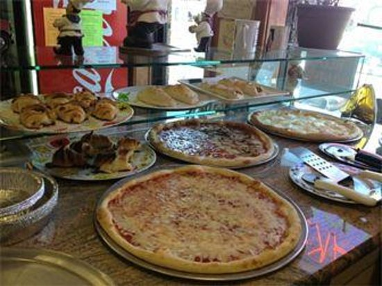 Mystic Island Pizza Photo