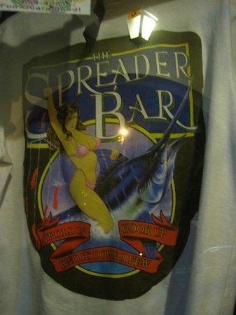 Mariner Inn:                   Spreader Bar!