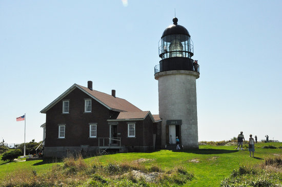 Seguin Island and Lighthouse