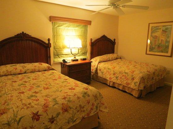 Sheraton Vistana Resort - Lake Buena Vista:                   Kids bedroom