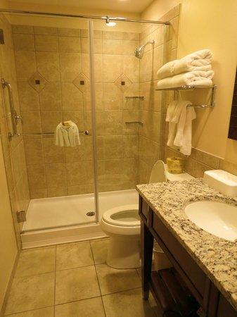 Sheraton Vistana Resort - Lake Buena Vista:                   2nd Bathroom in 2 Bed 2 Bath Unit