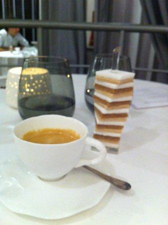 Restaurant Origine:                   Café