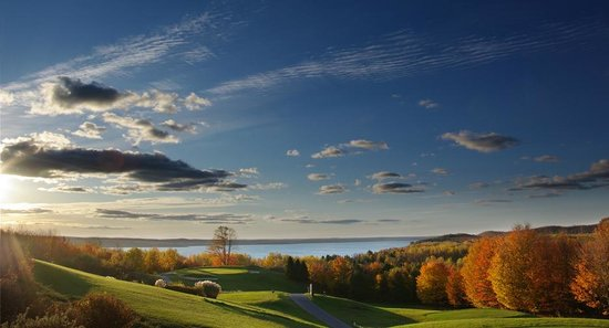 A-Ga-Ming Golf Resort: View