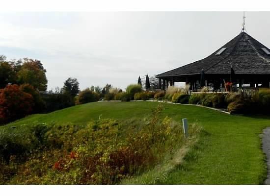 A-Ga-Ming Golf Resort: Clubhouse