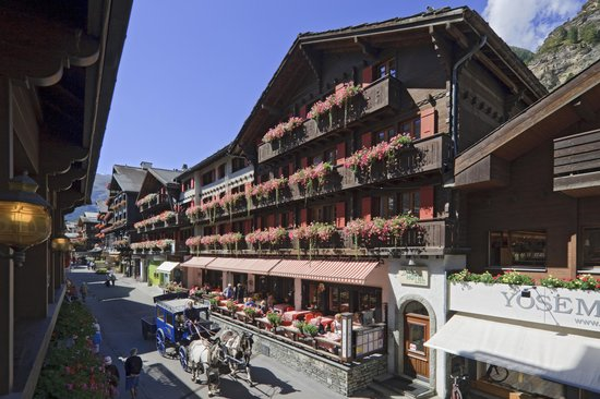 Photo of Hotel Restaurant Derby Zermatt