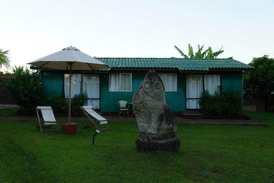 Hotel Vai Moana:                   Bungalow
